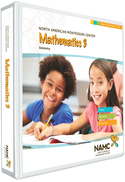 NAMC's Lower Elementary Montessori Mathematics 3 Manual
