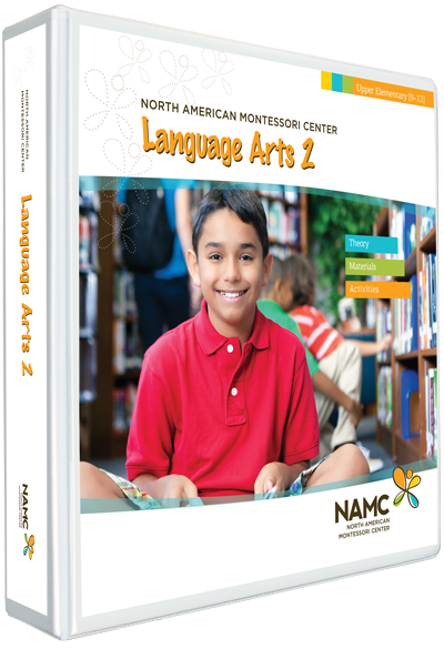 NAMC's Upper Elementary Montessori Language Arts 2 Manual