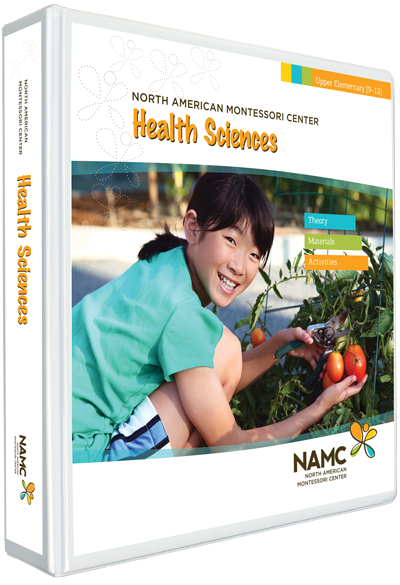 NAMC's Upper Elementary Montessori Health Sciences Manual