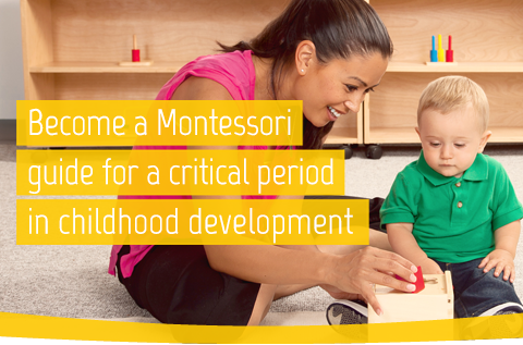 NAMC Montessori Infant Toddler Diploma Program