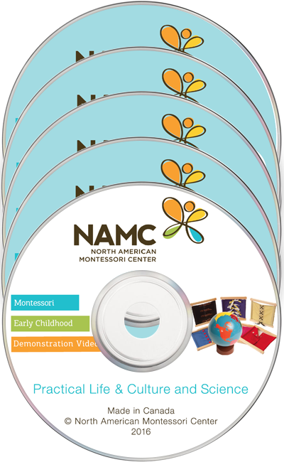 NAMC Early Childhood 0-3 Demonstration Videos