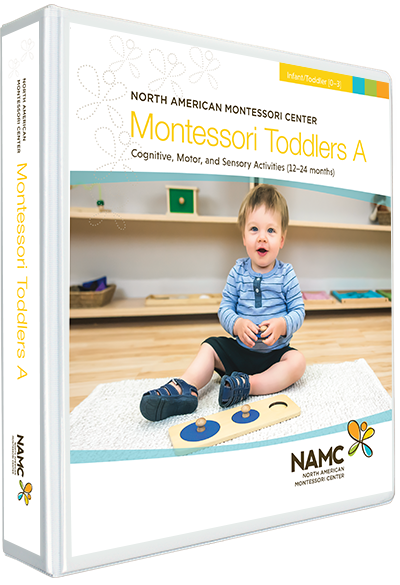 NAMC Montessori Teacher Training Infant Toddler 0-3 Toddlers A Manual