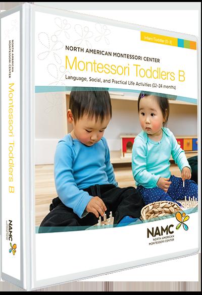 namc montessori infant toddler program manuals and curriculum samples rh montessoritraining net montessori infant/toddler (0–3) curriculum manuals pdf