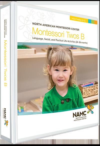 Namcs Infant Toddler Montessori Manuals Curriculum And Resources