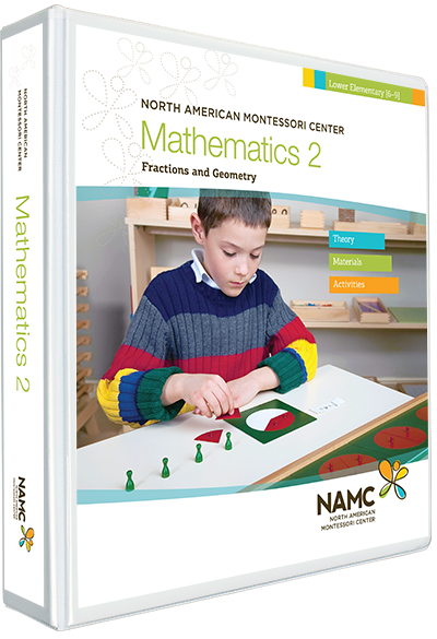 NAMC's Lower Elementary Montessori Mathematics 2 Manual