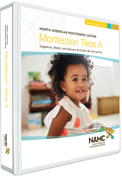 NAMC Montessori Teacher Training Infant Toddler 0-3 Two A Manual