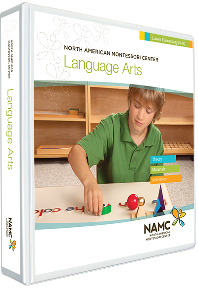 NAMC's Lower Elementary Montessori Language Arts Manual