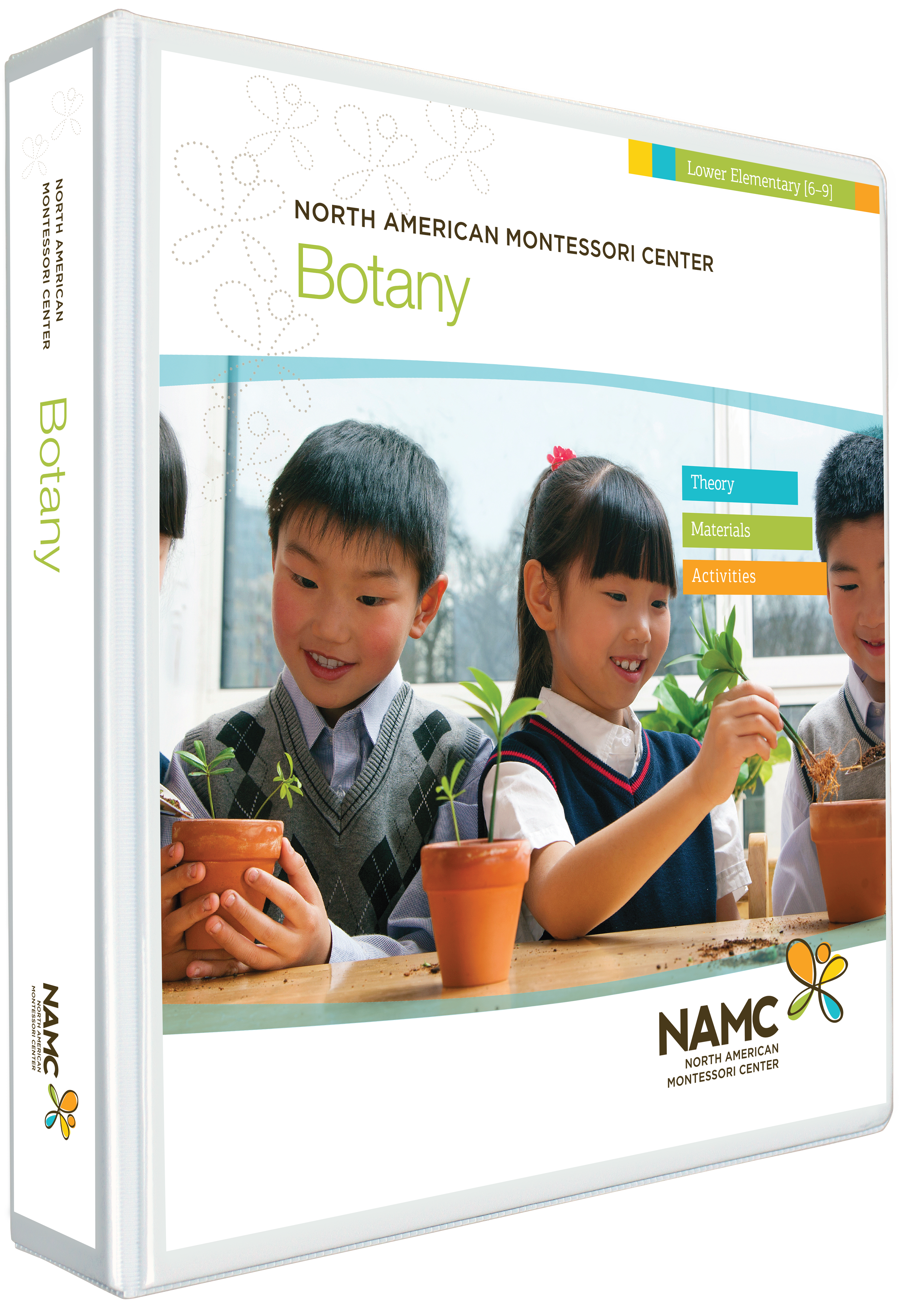 NAMC's Lower Elementary Montessori Botany Manual