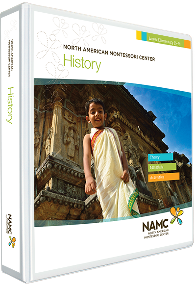 NAMC's Lower Elementary Montessori History Manual