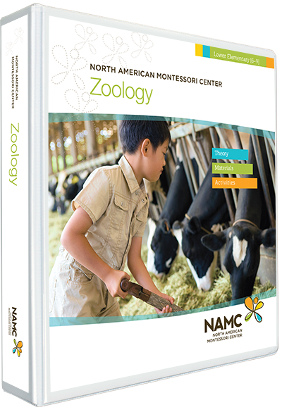 NAMC's Lower Elementary Montessori Zoology Manual