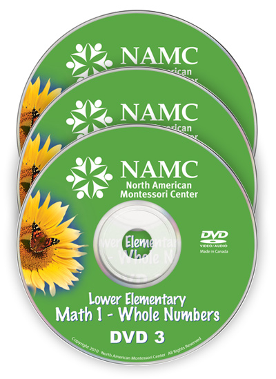 NAMC's Lower Elementary Mathematics Demonstration Videos