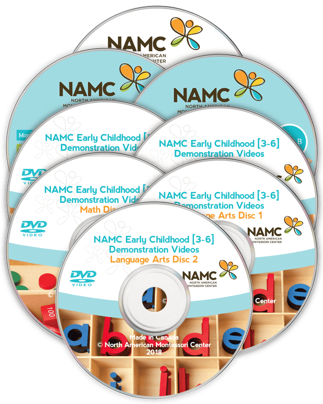 Namcs Early Childhood Montessori Curriculum Manuals And Resources