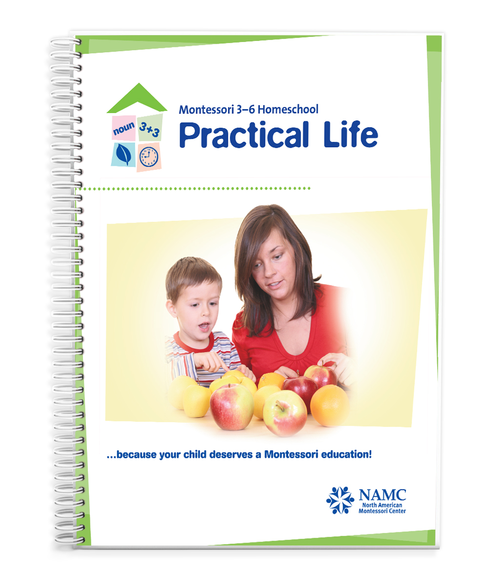 NAMC Homeschool Practical Life Manual