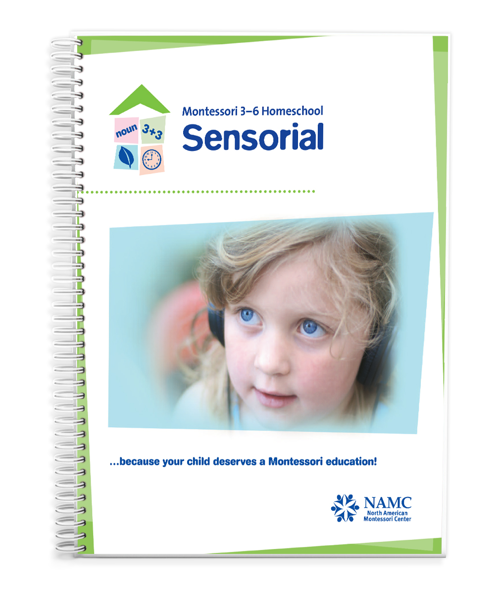 NAMC Homeschool Sensorial Manual
